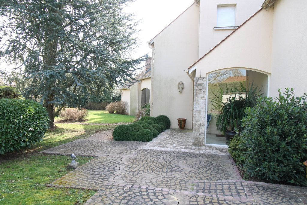 Maison à vendre 8 278m2 à Chailly-en-Bière vignette-5