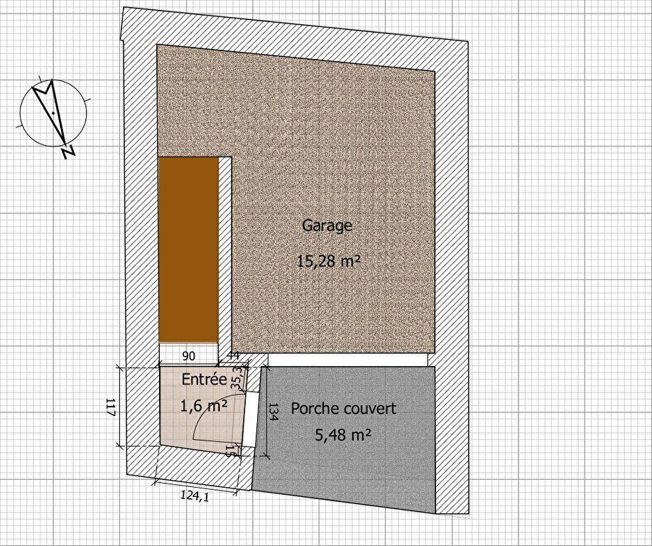 Appartement à louer 2 24.54m2 à Fleury-en-Bière vignette-10