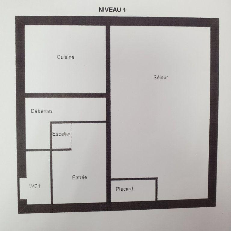 Appartement à vendre 3 52.72m2 à Blois plan-2