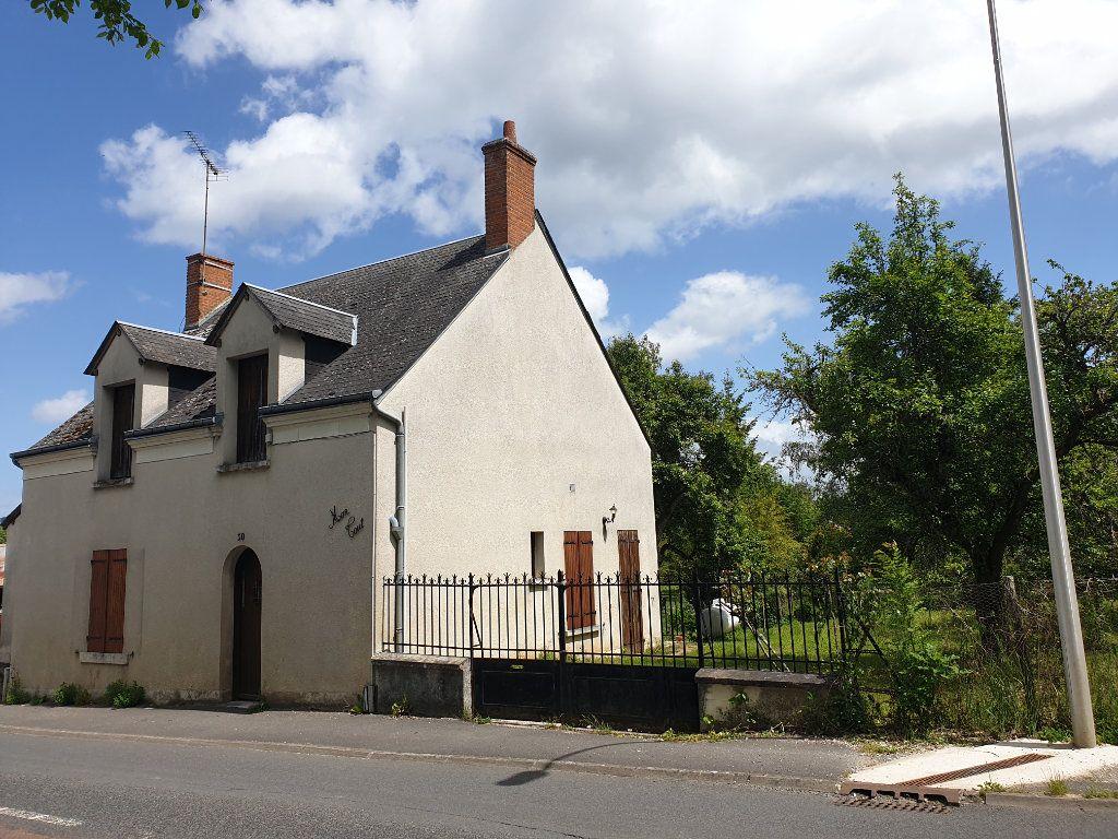 Maison à vendre 4 124m2 à Monthou-sur-Bièvre vignette-12