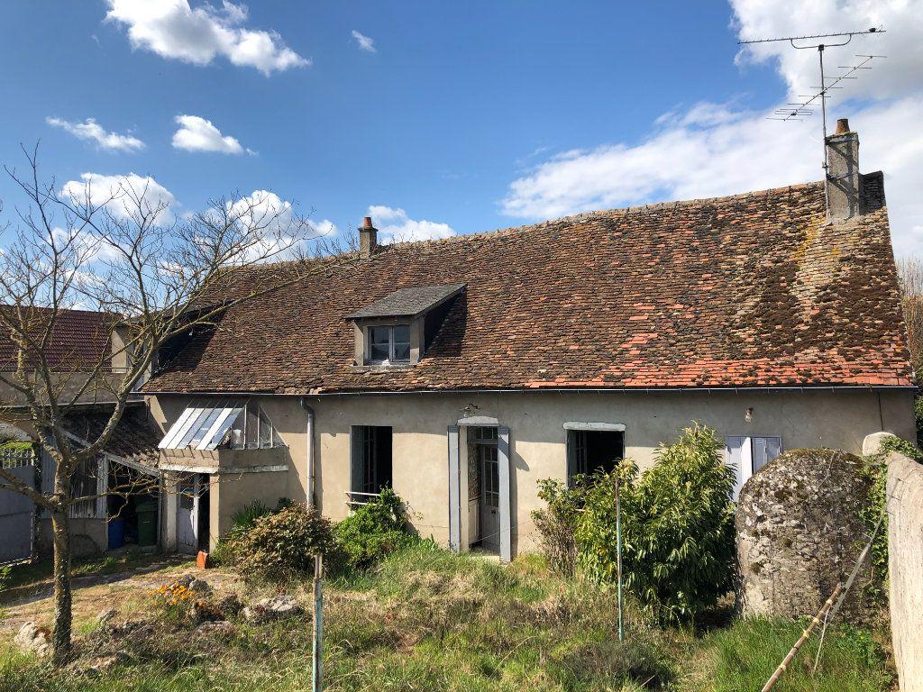 Maison à vendre 4 75m2 à Saint-Dyé-sur-Loire vignette-1