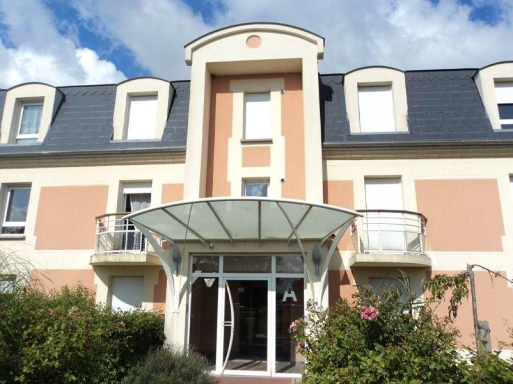 Appartement à louer 2 35.78m2 à Manneville-sur-Risle vignette-1