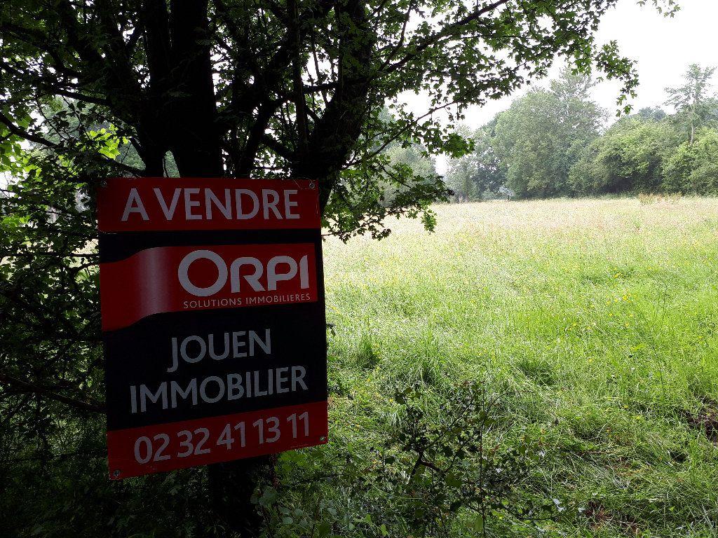 Terrain à vendre 0 1343m2 à Saint-Martin-Saint-Firmin vignette-1