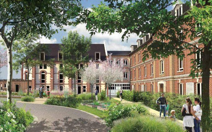 Appartement à vendre 4 114m2 à Saint-Germain-Village vignette-2