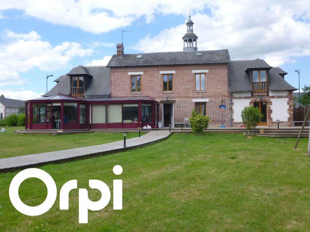 Maison à vendre 8 200m2 à Manneville-sur-Risle vignette-2