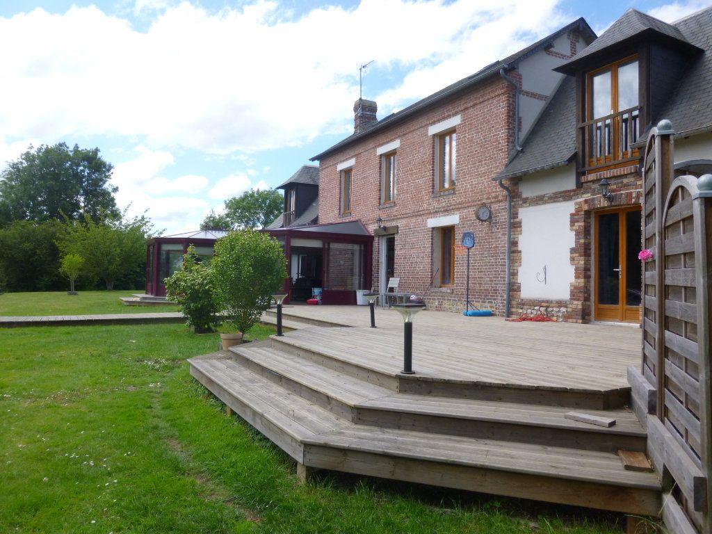 Maison à vendre 8 200m2 à Manneville-sur-Risle vignette-3