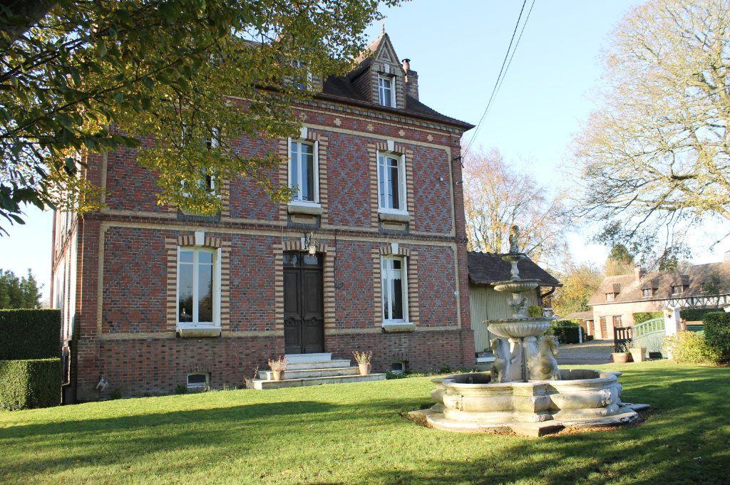 Maison à vendre 14 400m2 à Saint-Mards-de-Blacarville vignette-8