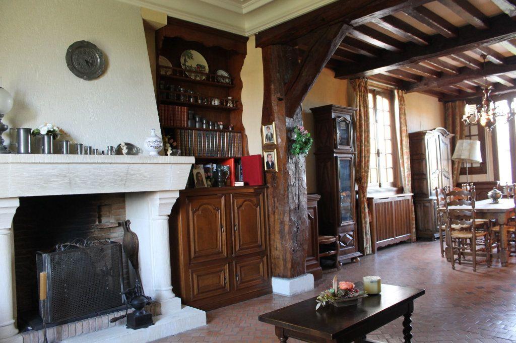 Maison à vendre 14 400m2 à Saint-Mards-de-Blacarville vignette-9