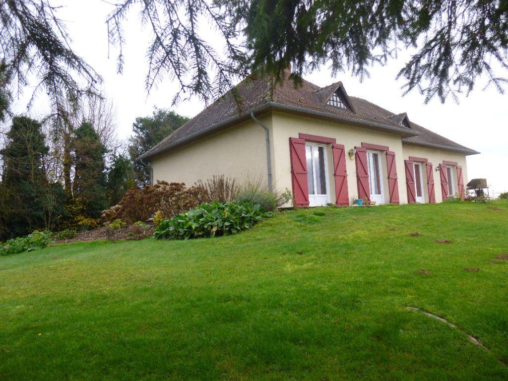 Maison à vendre 4 128m2 à Lieurey vignette-1