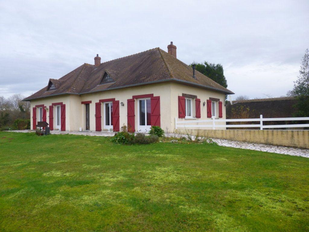 Maison à vendre 4 128m2 à Lieurey vignette-2