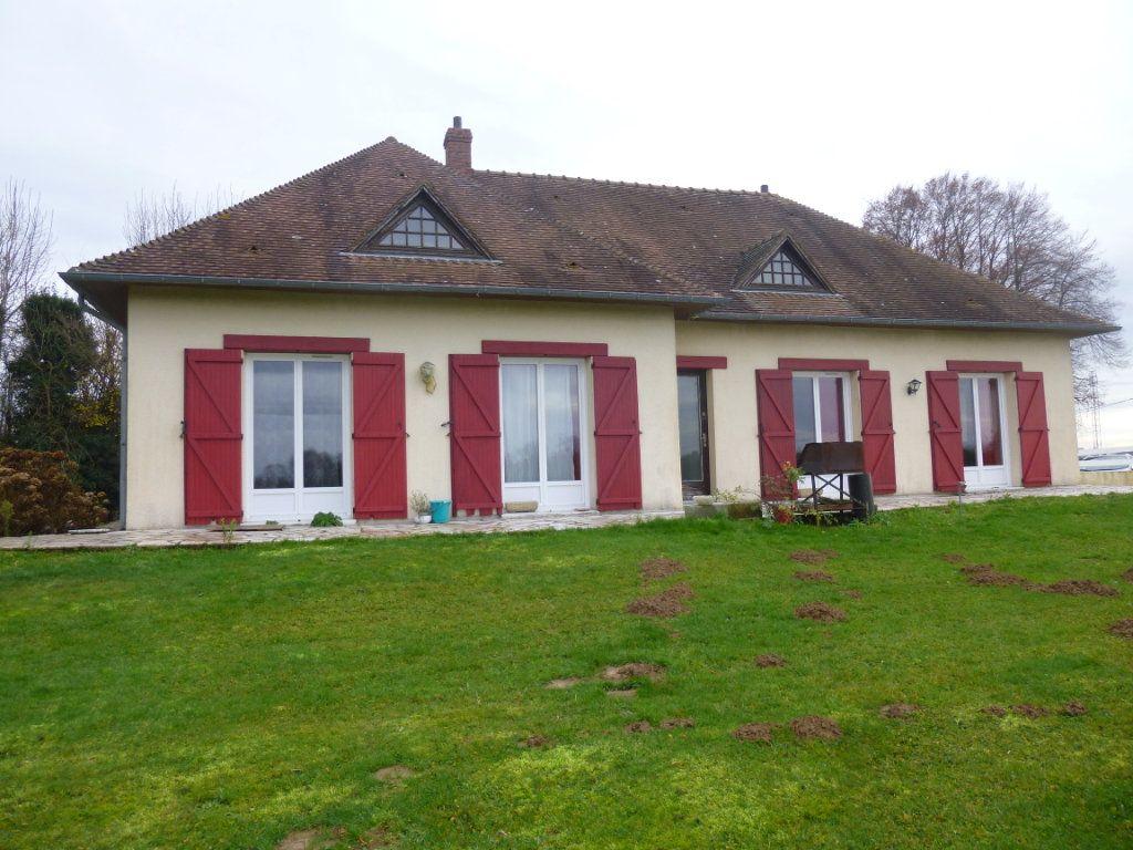 Maison à vendre 4 128m2 à Lieurey vignette-3