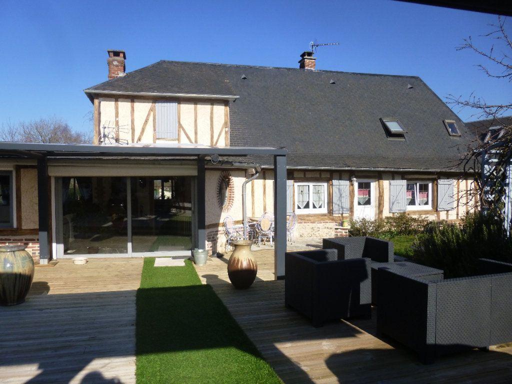 Maison à vendre 6 145m2 à Montfort-sur-Risle vignette-1