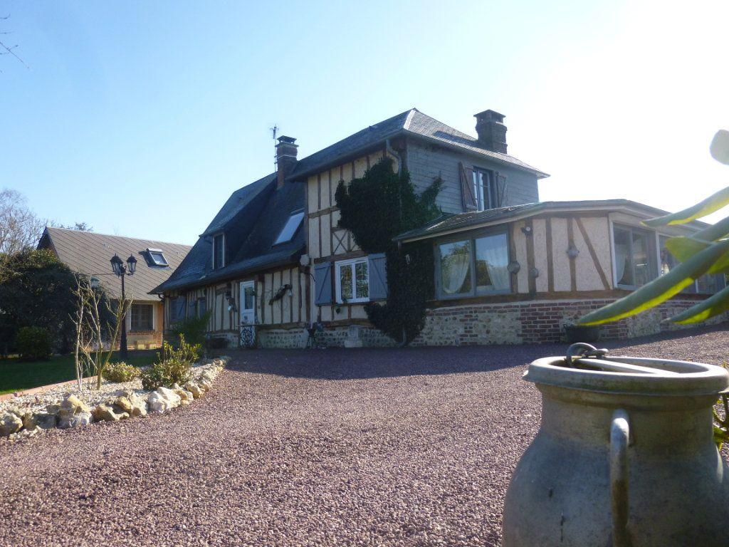Maison à vendre 6 145m2 à Montfort-sur-Risle vignette-2