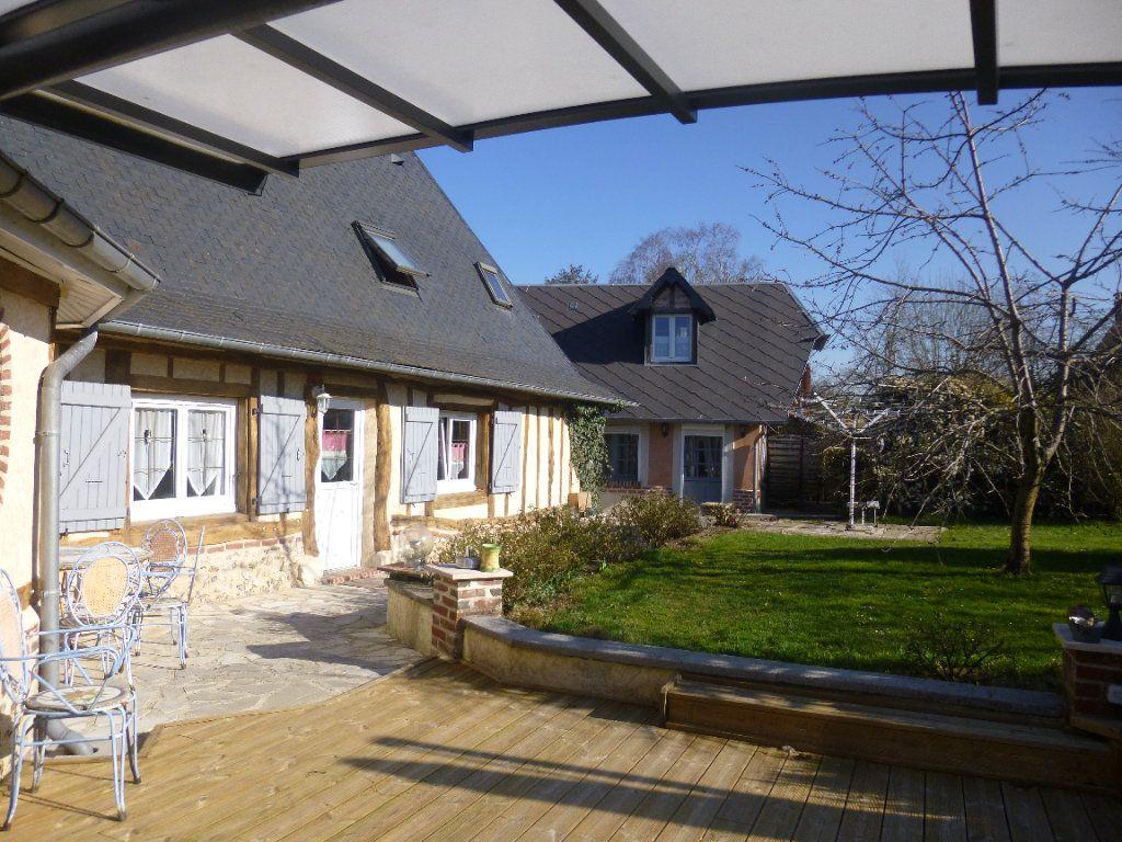 Maison à vendre 6 145m2 à Montfort-sur-Risle vignette-4