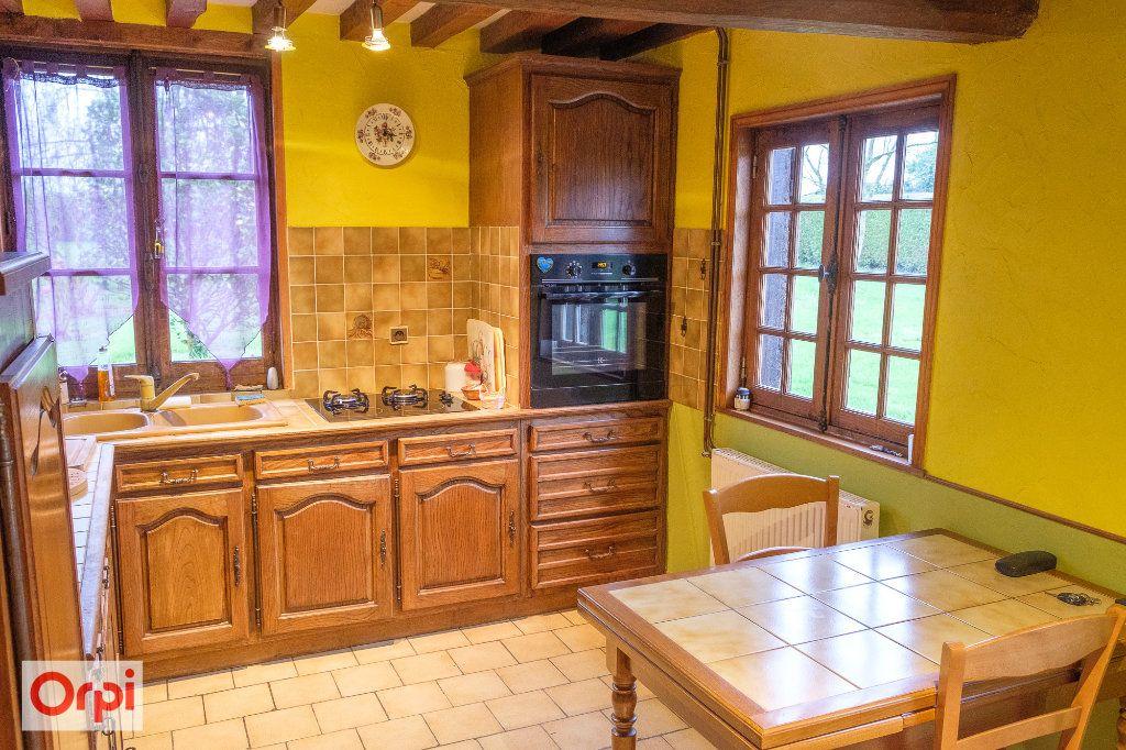 Maison à vendre 5 115m2 à Thiberville vignette-2
