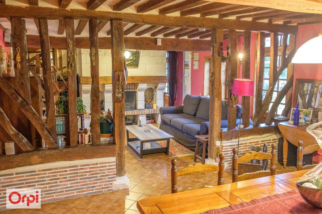 Maison à vendre 5 115m2 à Thiberville vignette-3