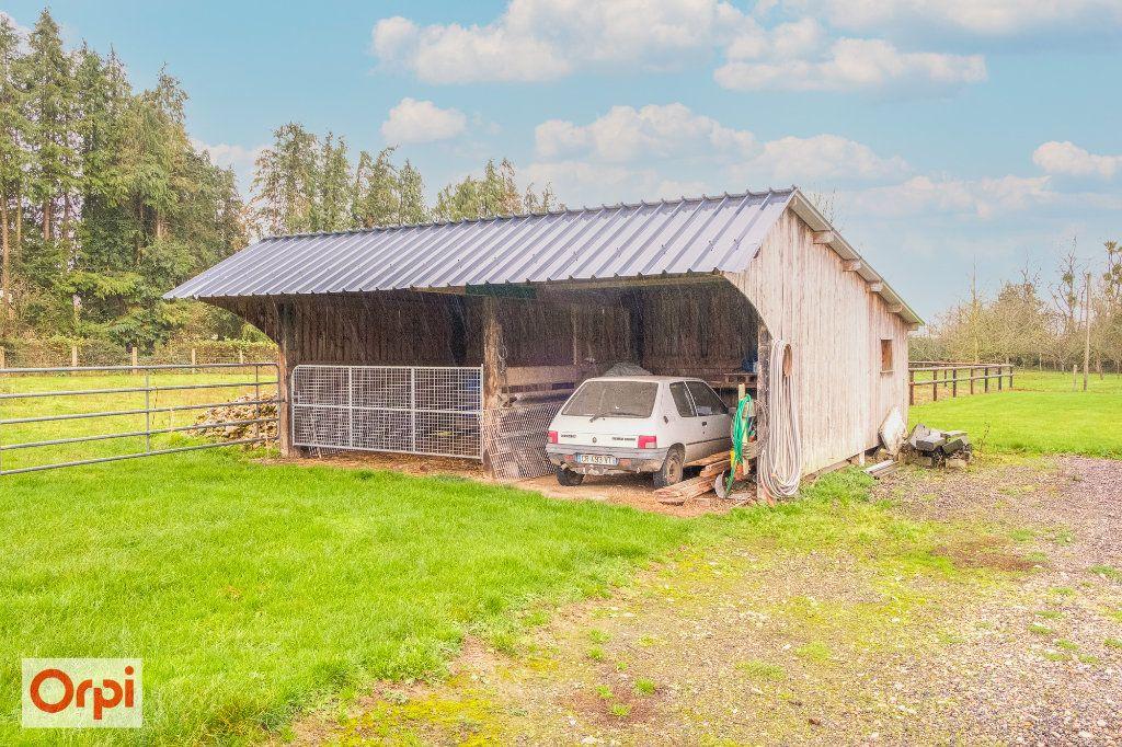 Maison à vendre 5 115m2 à Thiberville vignette-11