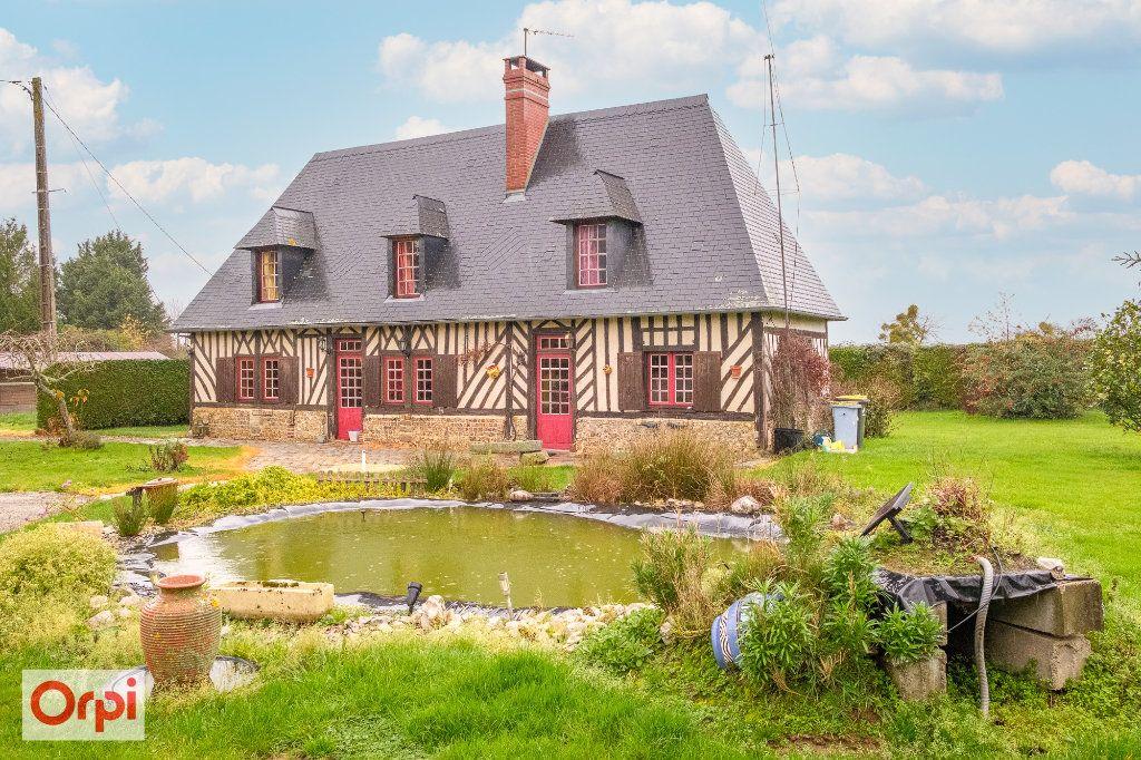 Maison à vendre 5 115m2 à Thiberville vignette-15