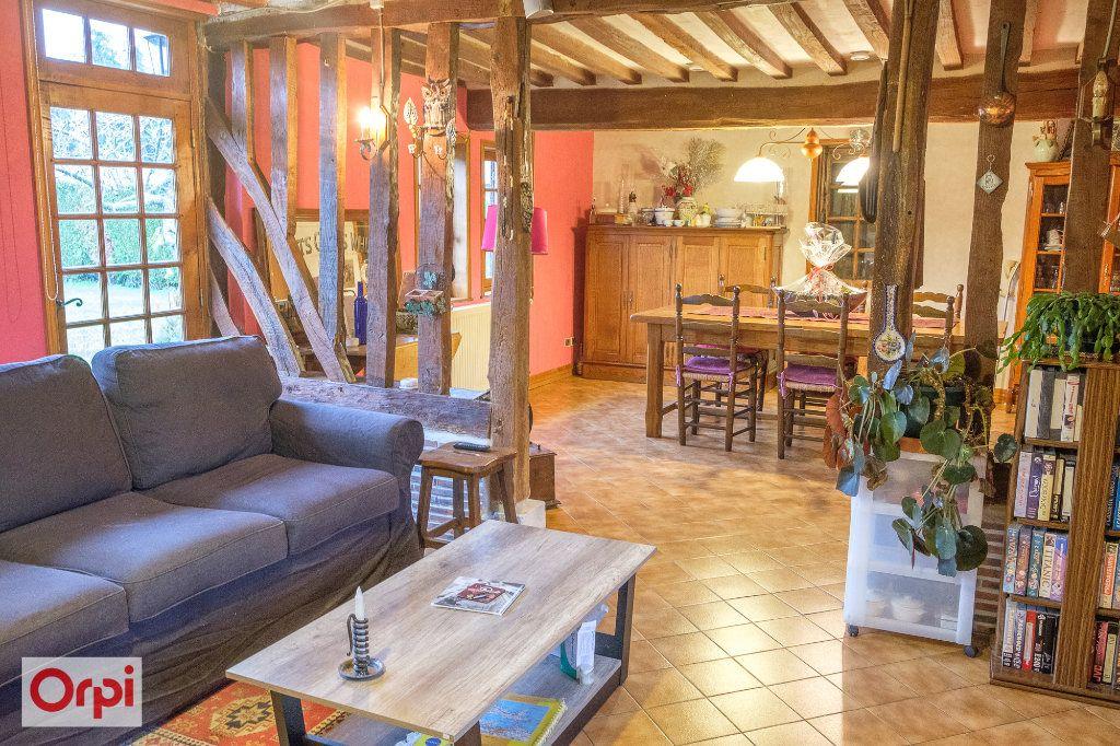 Maison à vendre 5 115m2 à Thiberville vignette-17
