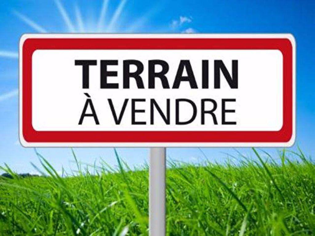 Terrain à vendre 0 466m2 à Condé-Sainte-Libiaire vignette-1