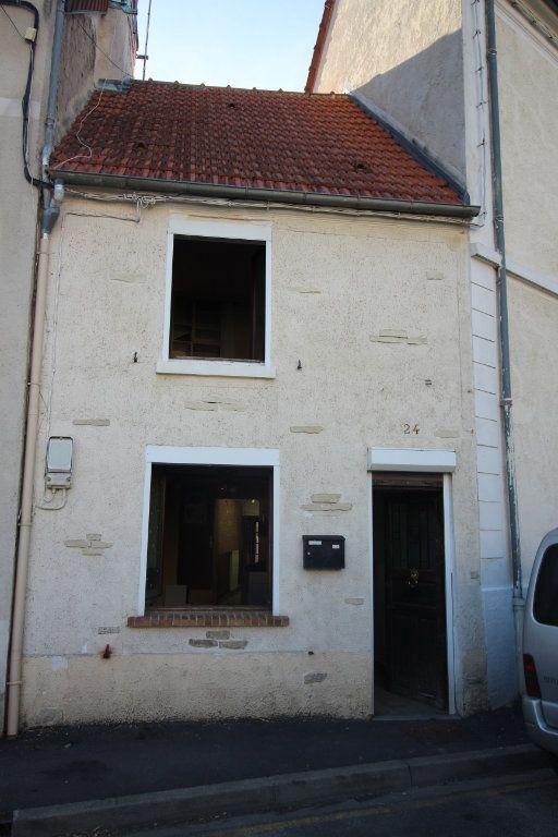 Maison à vendre 3 57m2 à Lizy-sur-Ourcq vignette-2