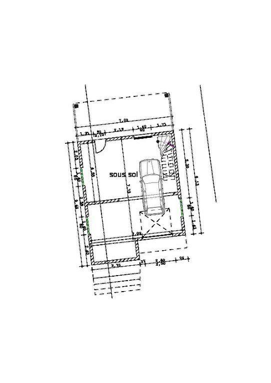 Maison à vendre 4 103m2 à Fublaines vignette-4
