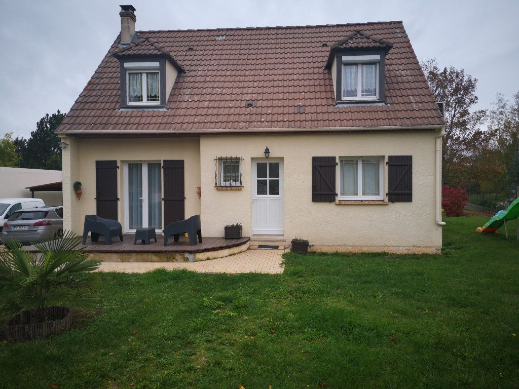 Maison à vendre 5 117m2 à Germigny-l'Évêque vignette-1