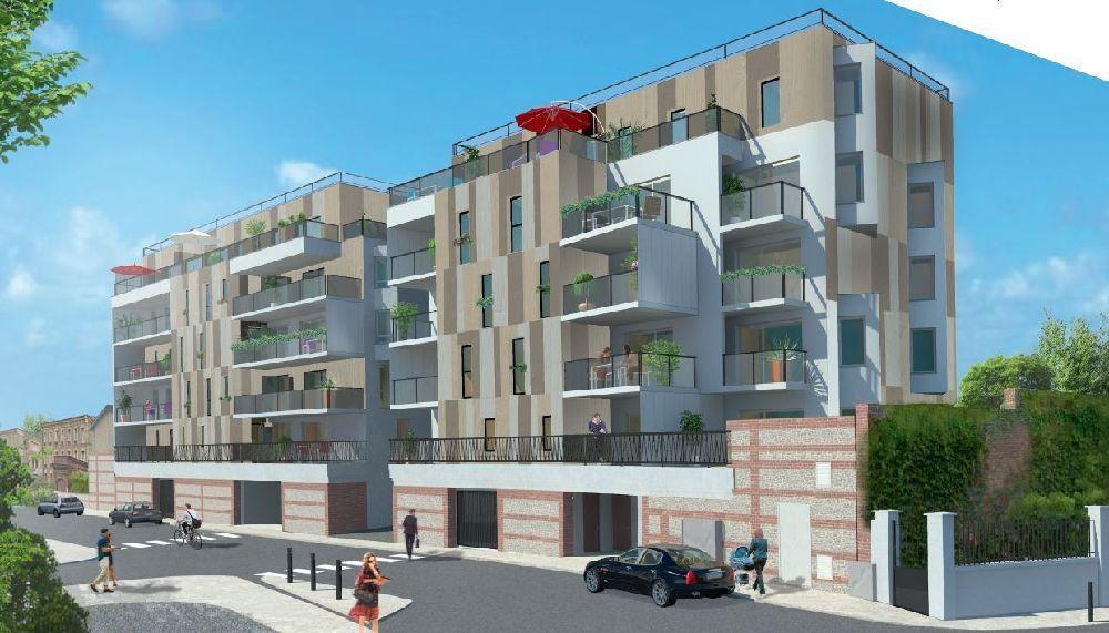 Appartement à louer 2 48.57m2 à Le Havre vignette-1