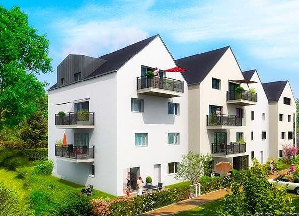 Appartement à louer 3 60.74m2 à Montivilliers vignette-1