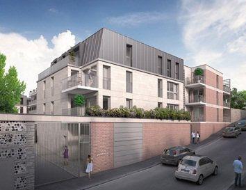 Appartement à louer 1 34.74m2 à Le Havre vignette-1