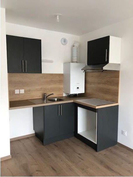 Appartement à louer 2 42.76m2 à Montivilliers vignette-1