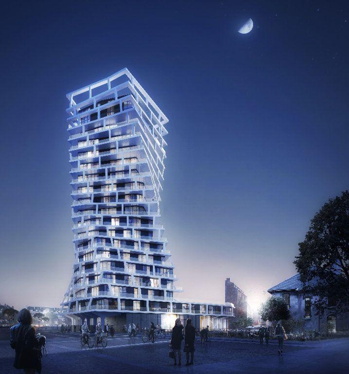 Appartement à vendre 2 40.5m2 à Le Havre vignette-1