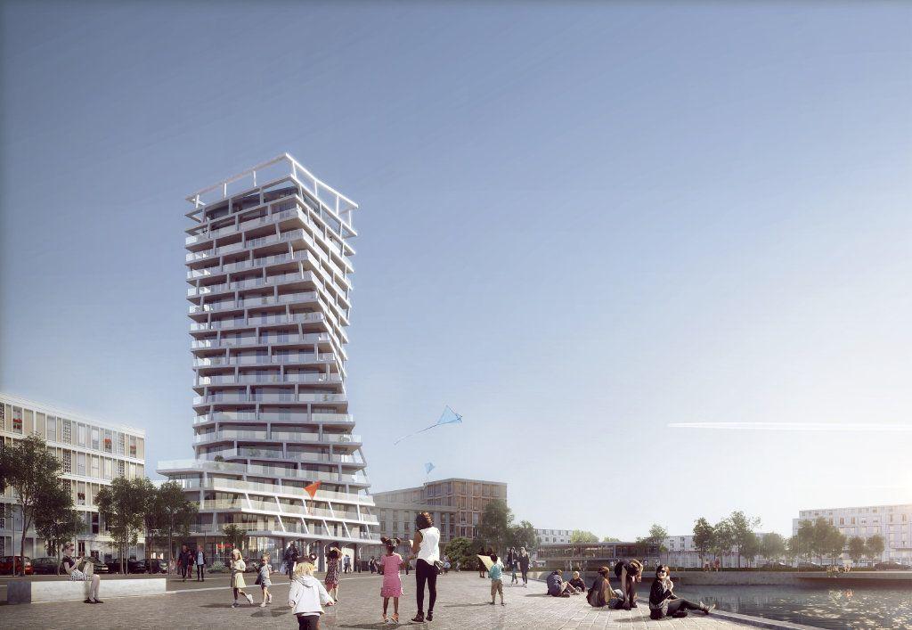 Appartement à vendre 2 40.5m2 à Le Havre vignette-2