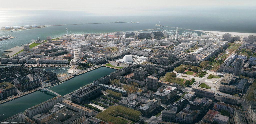 Appartement à vendre 2 40.5m2 à Le Havre vignette-5