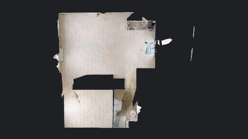 Appartement à louer 2 37m2 à Montivilliers vignette-4