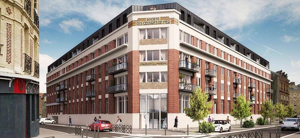 Appartement à louer 2 44.31m2 à Le Havre vignette-1