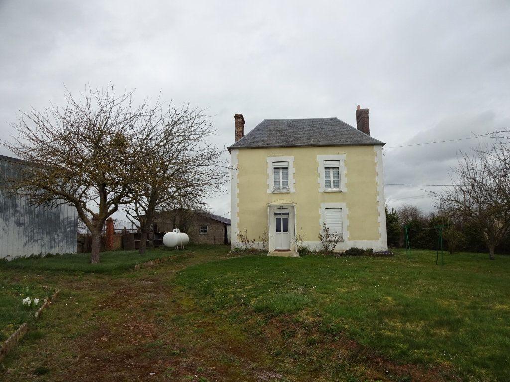 Maison à vendre 5 90m2 à Thiéville vignette-1