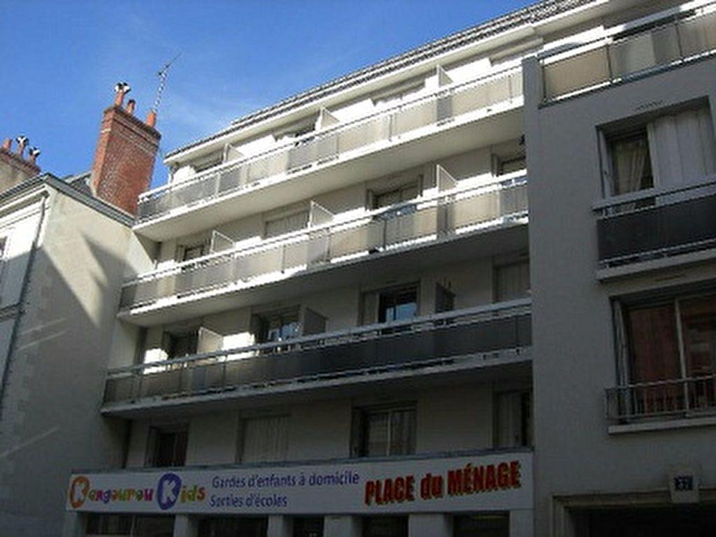 Appartement à louer 1 25.82m2 à Tours vignette-1