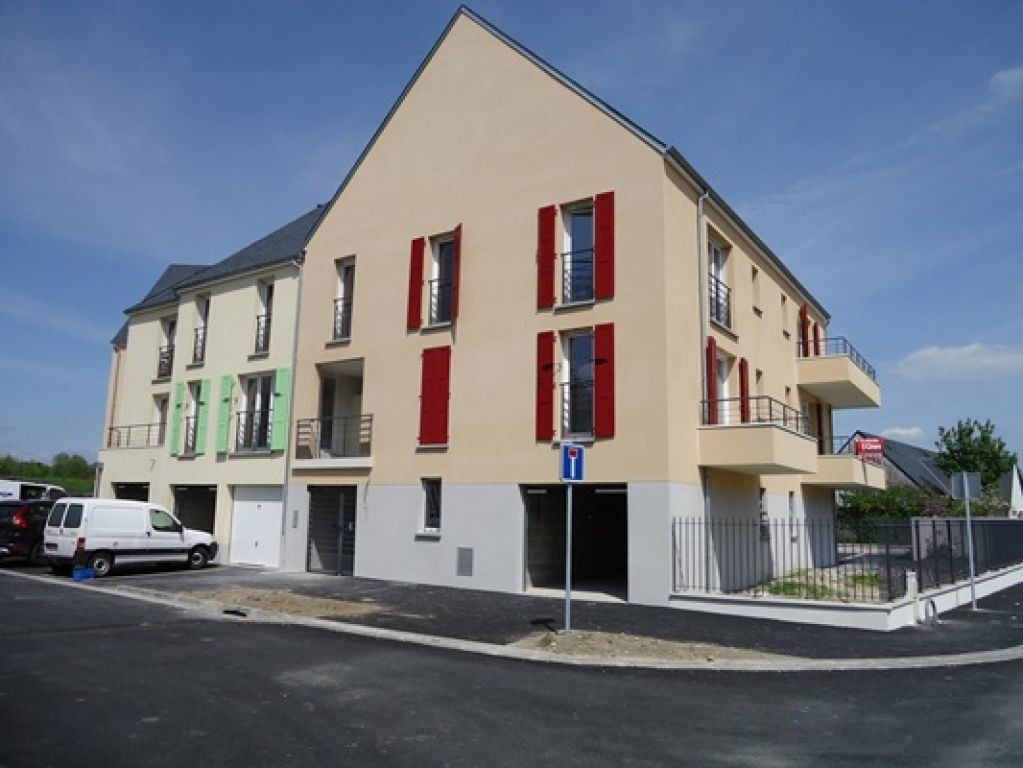 Appartement à louer 3 61.34m2 à La Riche vignette-1