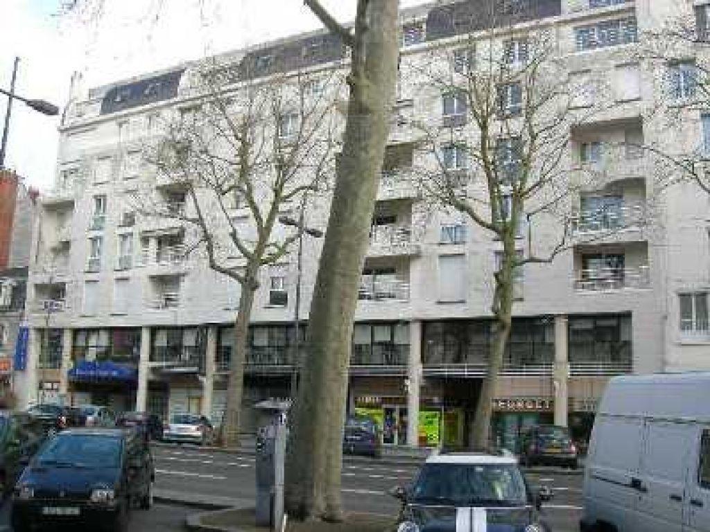 Appartement à louer 1 23.9m2 à Tours vignette-1