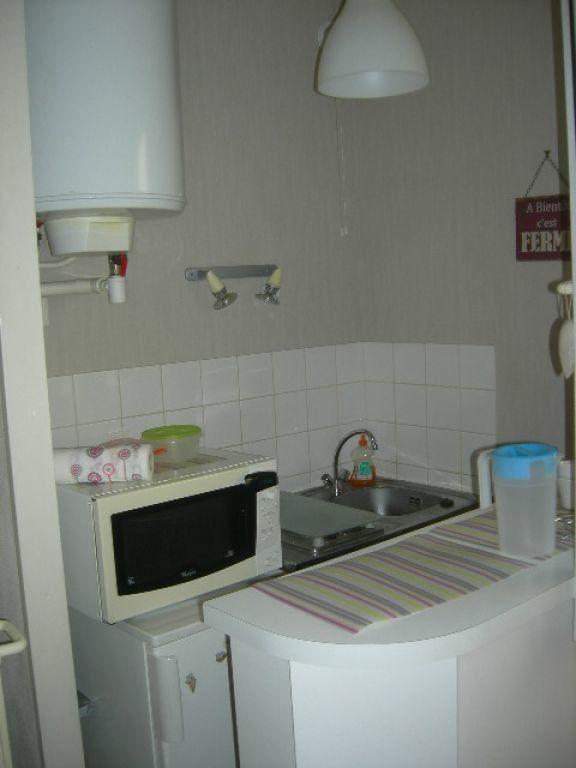 Appartement à louer 1 23.9m2 à Tours vignette-3