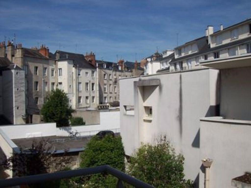 Appartement à louer 1 21.51m2 à Tours vignette-1
