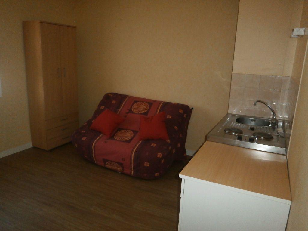 Appartement à louer 1 20.65m2 à Joué-lès-Tours vignette-2
