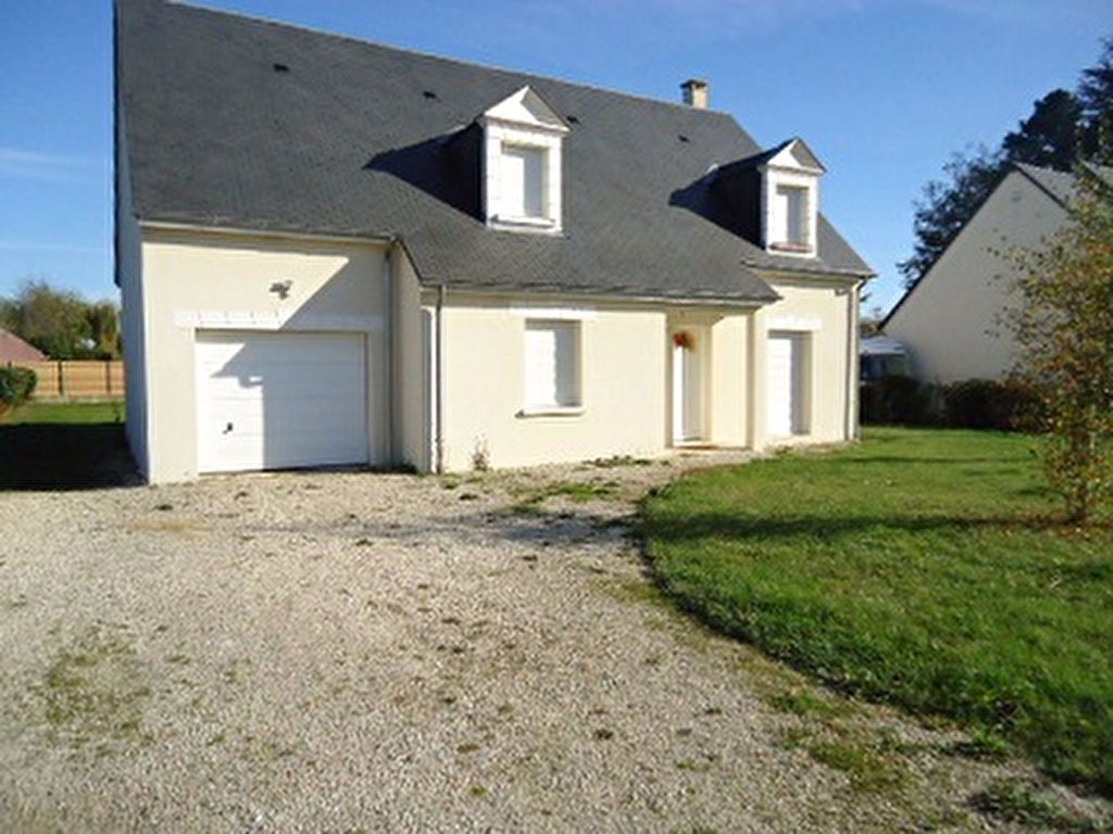Maison à louer 7 137.31m2 à Saint-Cyr-sur-Loire vignette-1