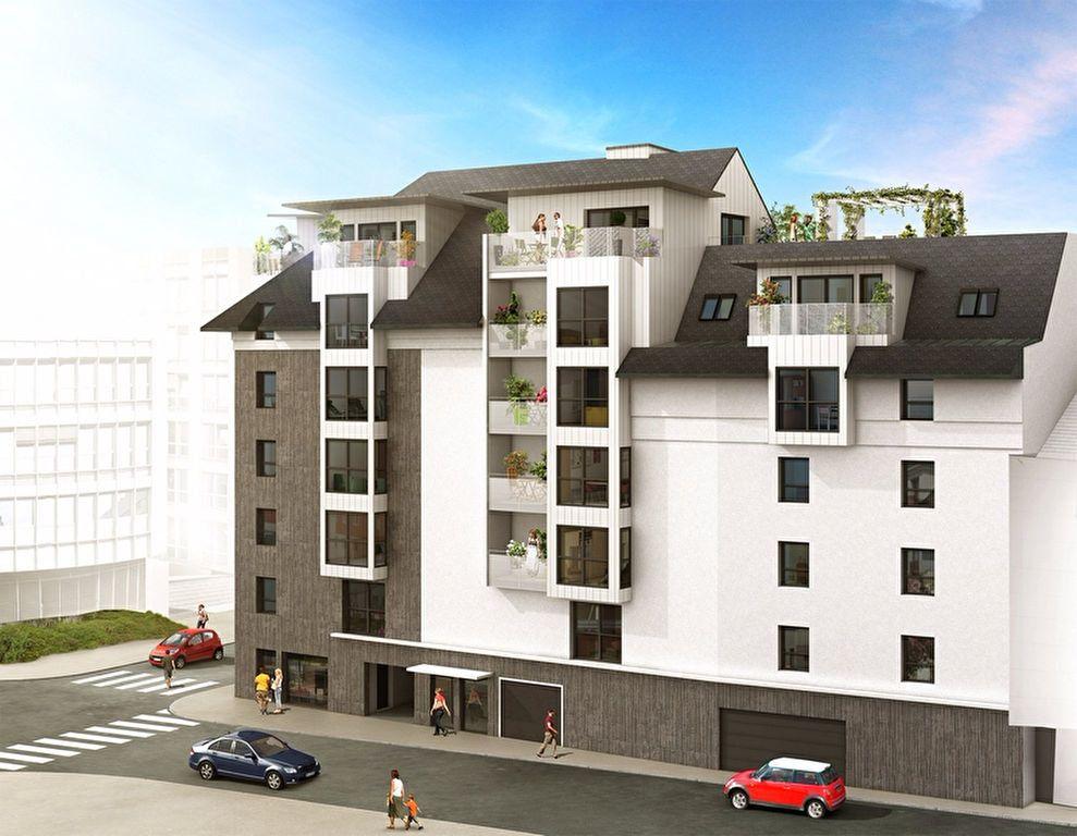 Appartement à louer 2 44.67m2 à Tours vignette-1
