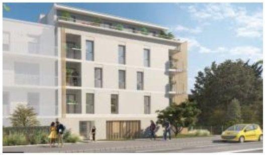 Appartement à louer 3 59.31m2 à Joué-lès-Tours vignette-1