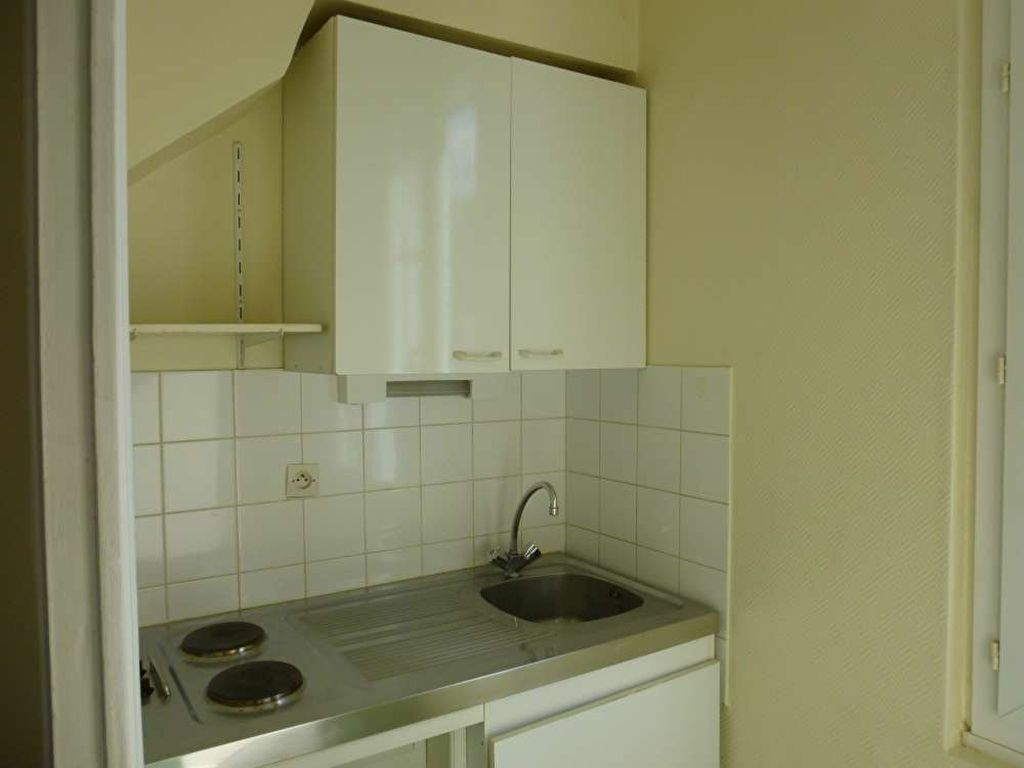 Appartement à louer 1 20.11m2 à Tours vignette-3
