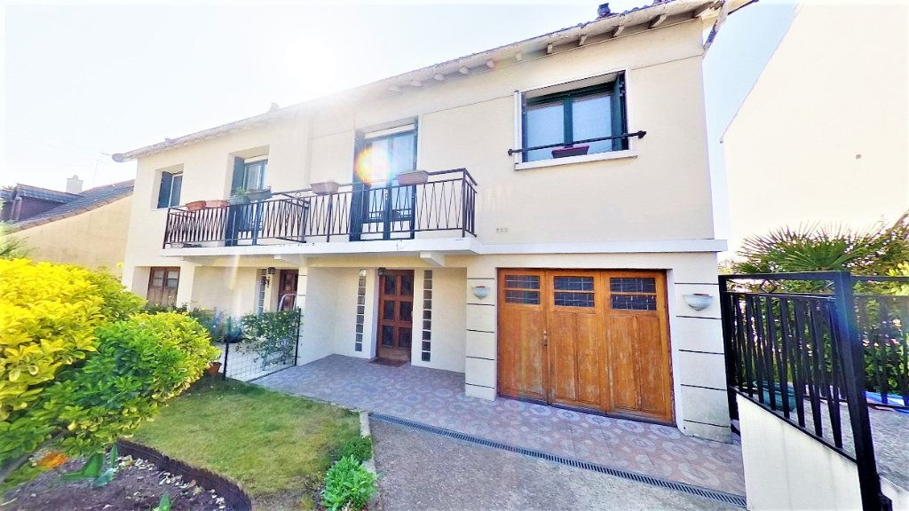 Maison à vendre 4 90m2 à Argenteuil vignette-3