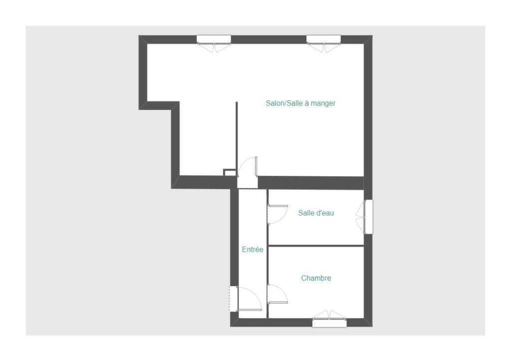 Appartement à vendre 2 50.08m2 à Argenteuil vignette-5