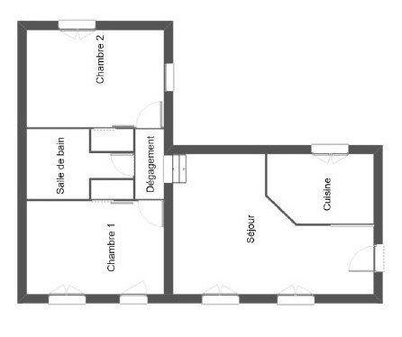 Appartement à vendre 3 64.29m2 à Argenteuil vignette-4